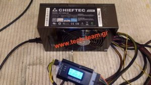 ΕΠΙΣΚΕΥΗ ΤΡΟΦΟΔΟΤΙΚΟ CHIEFTEC CFT-850G-DF