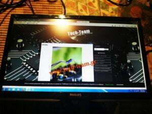 ΕΠΙΣΚΕΥΗ ΤΗΛΕΟΡΑΣΗΣ LCD PHILIPS 221TE5L